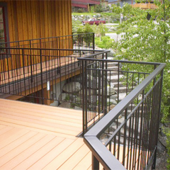 Metal Railings and Handrails